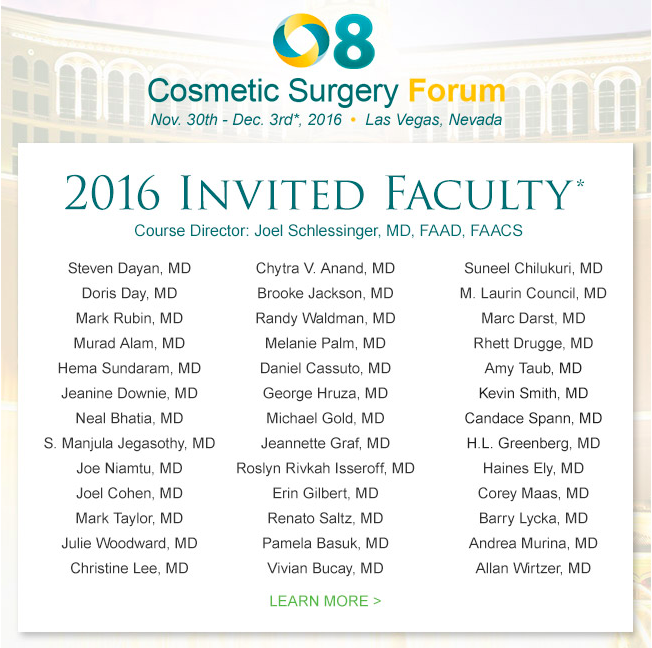 Cosmetic Forum | Dr. Suneel Chilukuri