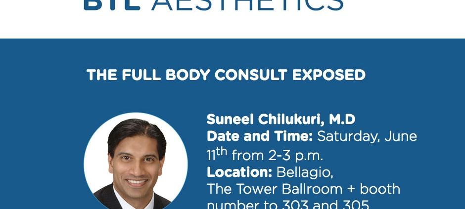 BTL Aesthectics | Dr. Suneel Chilukuri