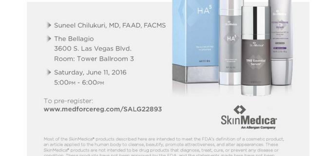 SkinMedica | Dr. Suneel Chilukuri