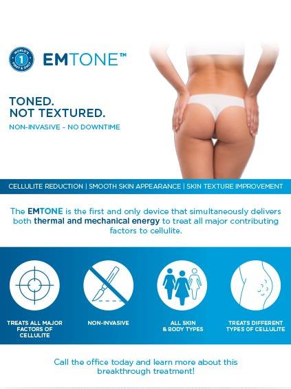 Emtone Infographic